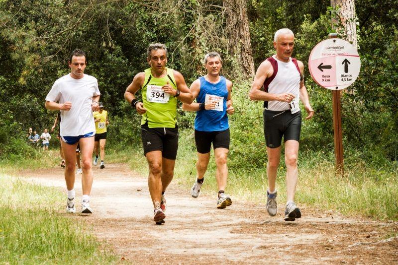 Running in Milano Marittima 2018